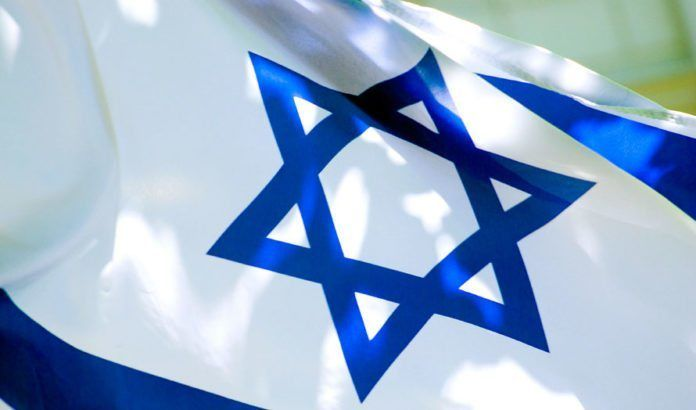 Israelsk flag (Foto: Johnk85, flickr.com)