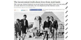 Unge jøder foran Giza-pyramiderne i Egypten - 1943 (Skærmdump fra Ha'aretz)