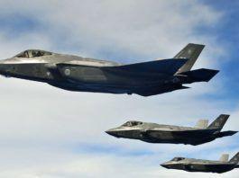 F-35 jagerfly. (Illustrasjonsfoto: Det amerikanske luftforsvaret / Flickr.com)