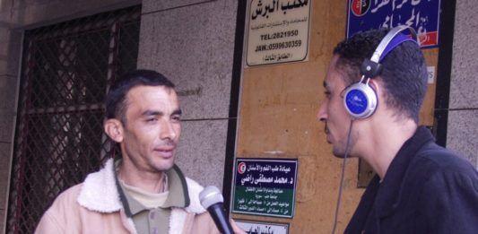 Palestinske journalister presses til selvsensur, ifølge en rekke kilder. (Illustrasjonsfoto: Internews Network / Flickr.com)