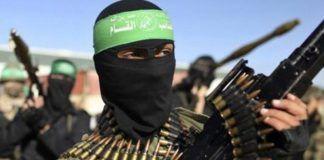 Hamas kriger (Illustratonsfoto: IDF)