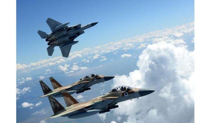 Fly fra det israelske luftforsvaret. (Illustrasjonsfoto: IDF)