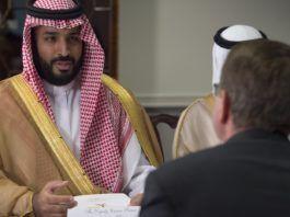 Den saudiarabiske kronprinsen Mohammed bin Salman angriper Irans øverste leder. (Foto: Adrian Cadiz/Flickr)