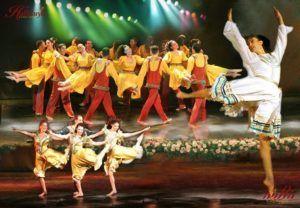 Halleluya Dance Group (annoncebillede)