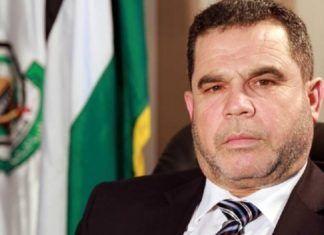 Hamas embedsmand Salah Bardawil