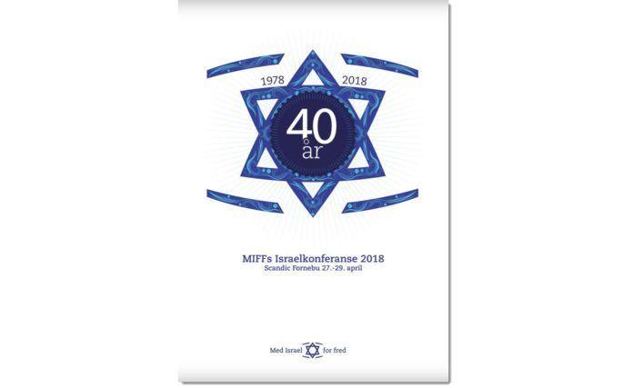 Program for Landsmødet 2018 - inklusiv Israel-konferencen