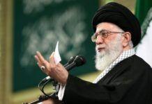 Irans øverste leder Ayatollah Khamenei. (Foto: Wikipedia)