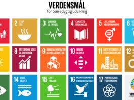 Verdensmålene for bæredygtig udvikling