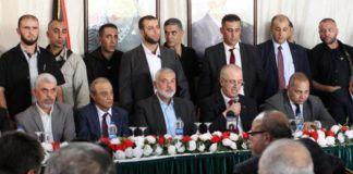 """Palæstinensiske """"enhedsforhandlinger"""" i Cario 2017 erstattes af en ny virkelighed, som ekskluderer Fatah (kilde Pinhas Inbari, aijac.org.au, 3. september 2018 - billedet fra Flickr)"""