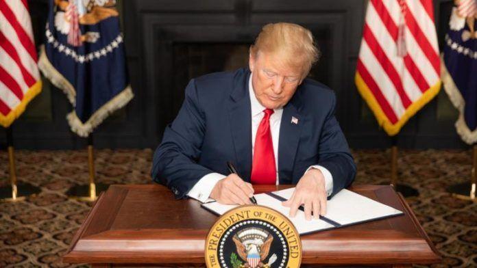 Den amerikanske regering har besluttet at genindføre de sanktioner mod Teheran, som blev fjernet ved