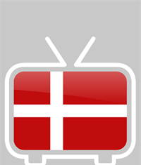 """Dansk TV Guide"" logo fra Jimmi Bendstsons app"