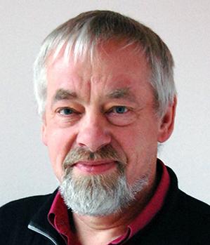 Carsten Vang (billedet fra Selskabet for Bibelsk Arkæologi)