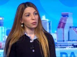Den israelsk-arabiske muslim Dima Taya er blevet udstødt fra familien på grund af sit politiske valg (foto: skærmdump)