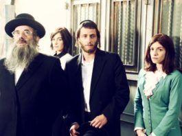Den israelske serie om den ortodokse familie Shtisel er den højest rangerede serie fra Israel på filmdatabasen IMDB.