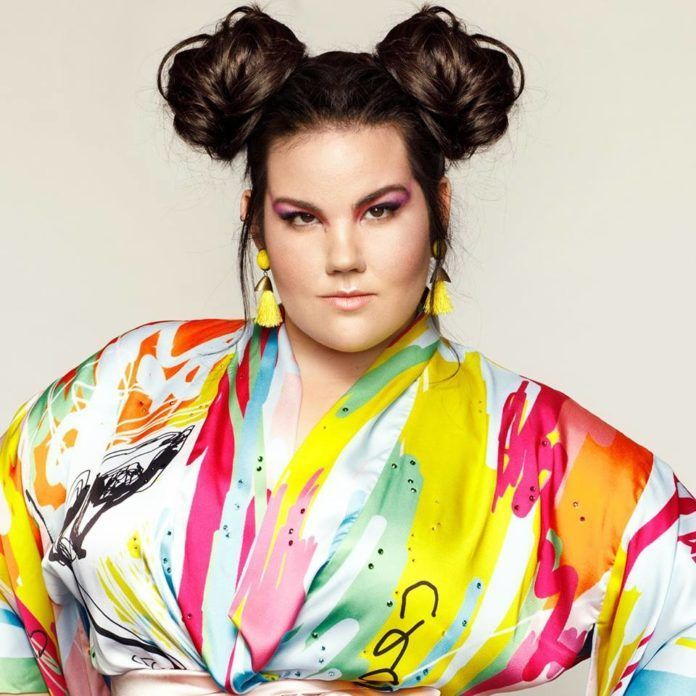 Nette Barizlai vandt Israels fjerrde sejer i Eurovision (Melodi Grand Prix) (Foto: Facebook)