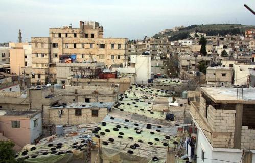Ain al Helweh - Libanons største
