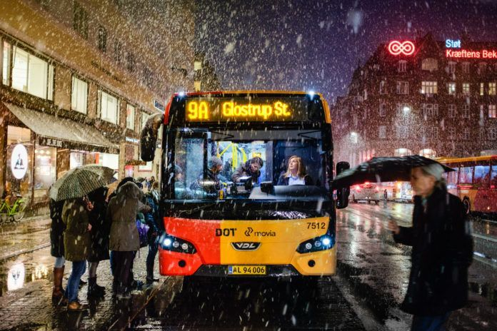 Movia bus 9A i København (foto: Kristoffer Trolle, Flickr - Creative Commons License)