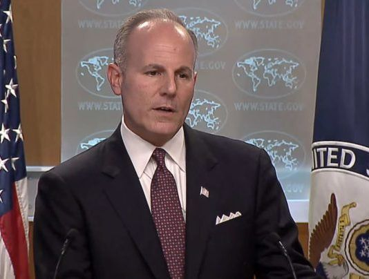 Elan Carr (skærmdump fra Facebook / US Department of State)