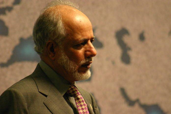 Foreign Minister of Oman, HE Yusuf bin Alawai bin Abdullah