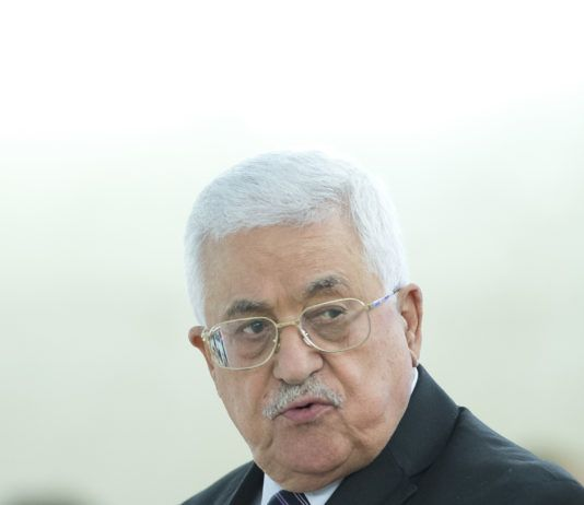 Mahmoud Selman Abbas, President of the State of Palestine during a Special Session of the Human Rights Council. 28 october 2015. UN Photo / Jean-Marc Ferré
