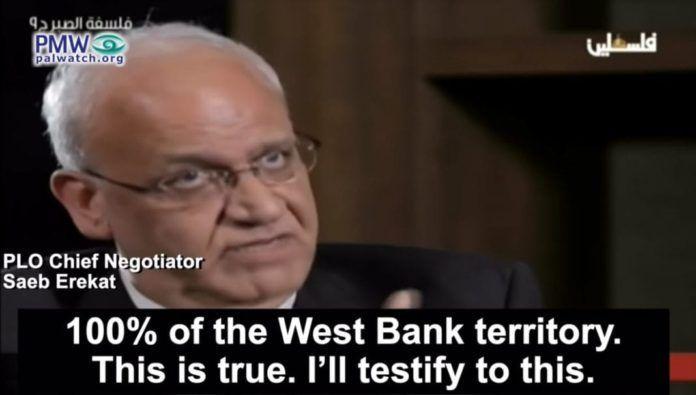 Saeb Erekat: - Israel tilbød mere end
