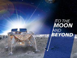 Det israelske rumfartøj Beresheet (Foto: Space IL)