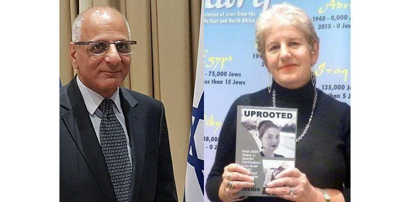 For første gang i Danmark: Kom til mindedag for jødiske flygtninge fra arabiske lande