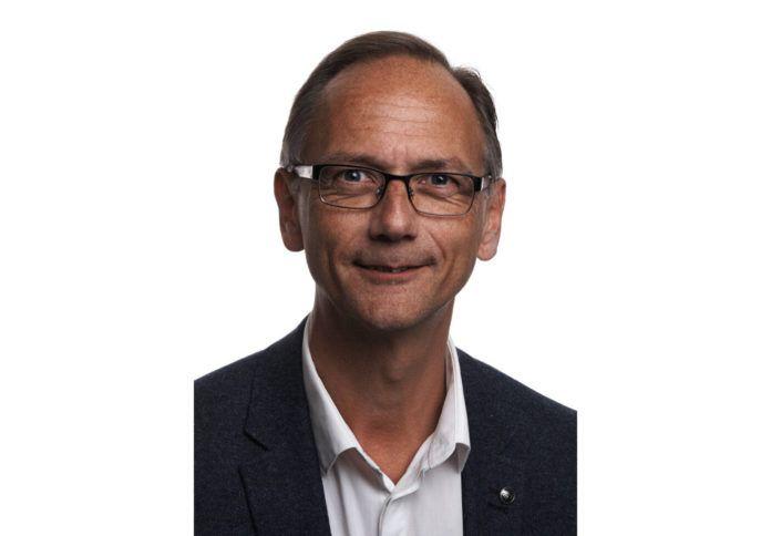 Stig Grenov, Landsformand for Kristendemokraterne (fotograferet af Peter Dahlerup, og modtaget fra partiet)